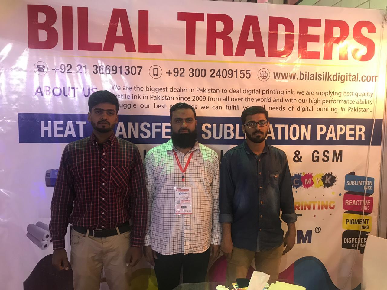Bilal Silk Digial